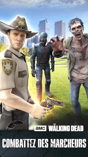 The Walking Dead: Our World fond d'écran 1