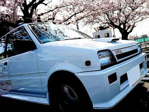 ミラ L70V 87年式TR-XXのカスタム事例画像 kobusuke さんの2018年04月22日21:00の投稿