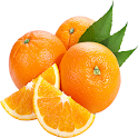 Recipes Orange icon