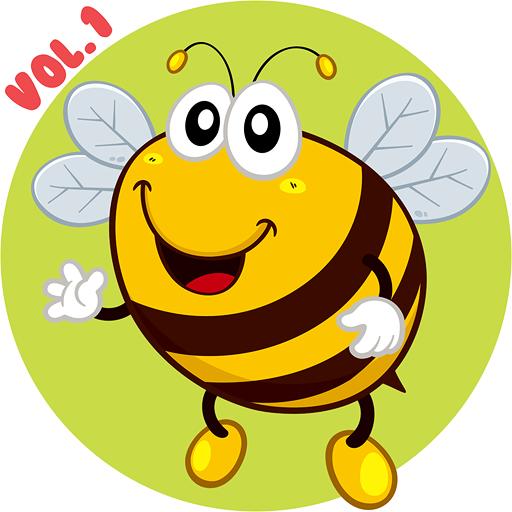 婴儿益智启蒙 Vol.1 - 小黄鸭启蒙早教系列(免费版) 教育 App LOGO-APP試玩