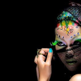 by Hendrik Santoso Gutom - People Portraits of Women