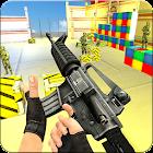 Comando Artillero FPS Huelga icon