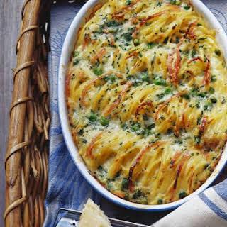 Carbonara Pasta Bake.