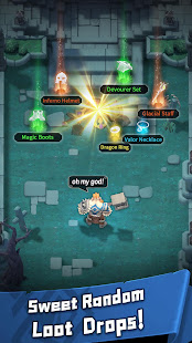 Mod Game Path of Immortals: Dungeons for Android