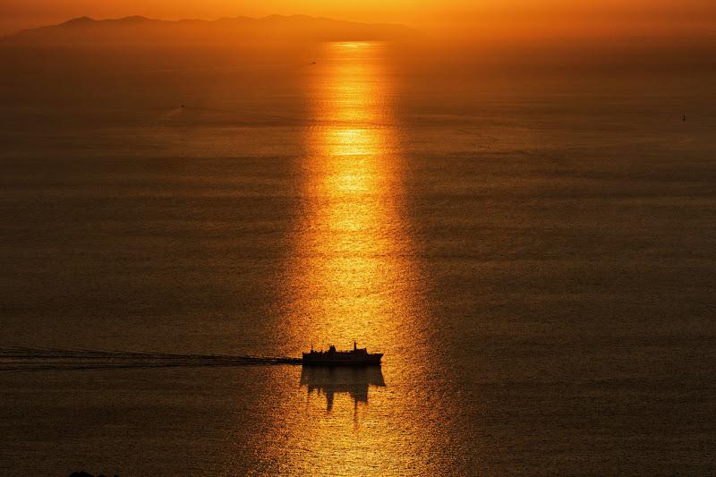 Riflessi al tramonto di giorgioma