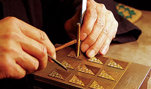 Hand-woven souvenirs