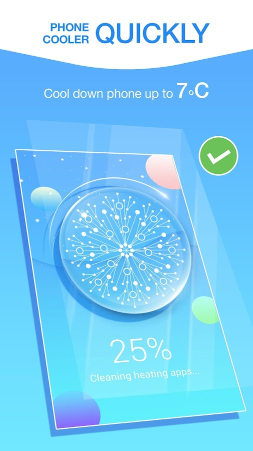 Phone Cooler CPU, Cool Down Phone Temperature - Android Apps on ...
