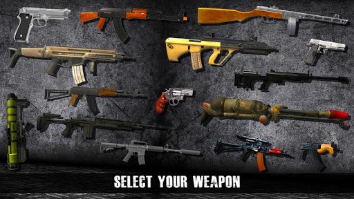 Zombie Shooter - Survival Games  screenshots 2