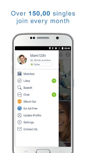 Oasis Dating - 100% Free Chat screenshot 3