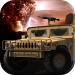 FireStorm Car Race : Gunship 1.2 Apk