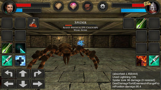 Moonshades: a dungeon crawler RPG 1.4.10 screenshots 10