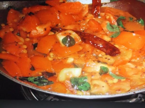 Ripe Raw Tomato Relish Recipe