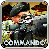 Army Commando Strike: Gunner