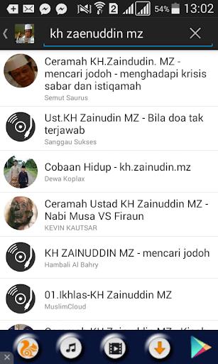 Pengajian KH Zainuddin MZ