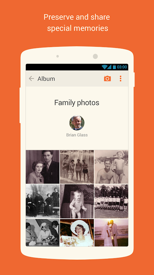 MyHeritage - Family tree, DNA & ancestry search- screenshot