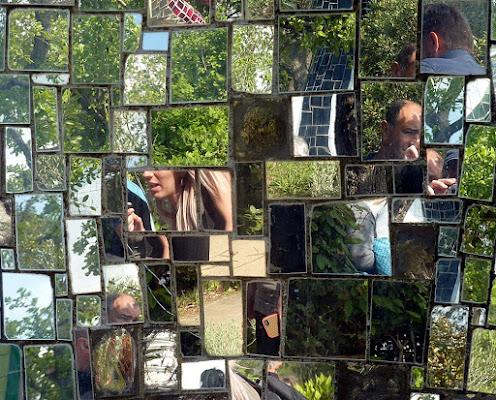 Mosaico di specchi di FransuaR