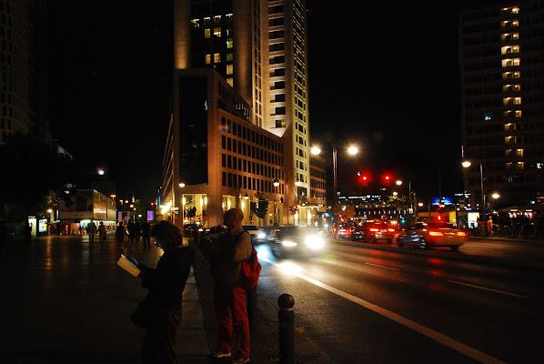 La sera si illumina di NIKCAVALLO
