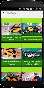 Toy Car Video screenshot 0