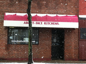 Photo: About-Face Kitchens, Inc. in Peabody, MA proudly displaying their BBB Accreditation