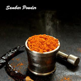 Sambar Powder.