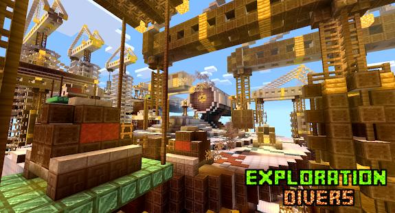 Game Exploration DIVERS APK for Windows Phone