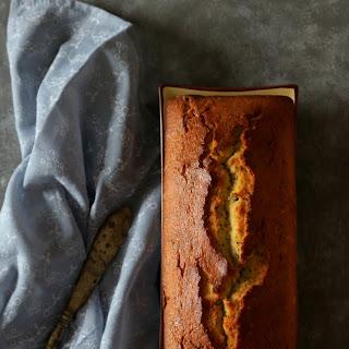 Lime – Chia seeds cake.