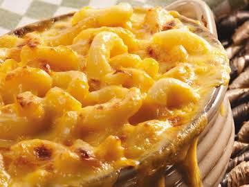 Grandma's Macaroni and Cheese