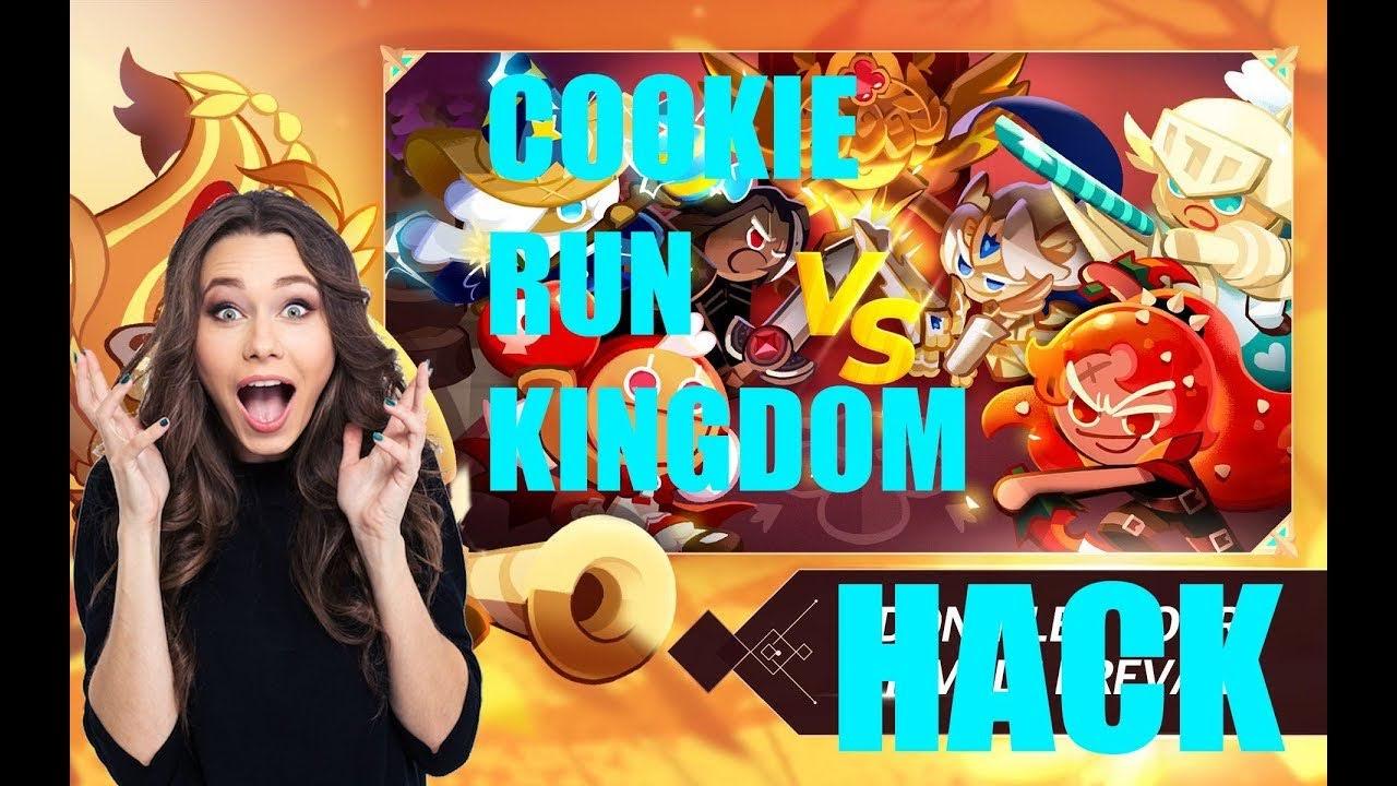 Cookie Run Kingdom Hack Crystals Cheat Android IOS Apk Mod