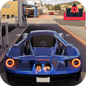 Car Racing Ford Games 2019 icon