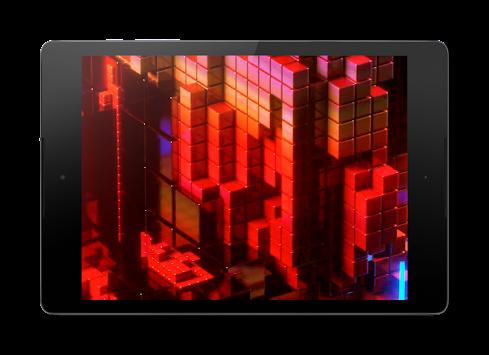 Download Cubes 3d Video Wallpaper Apk Latest Version App For