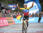 Jonathan Caicedo werd de verrassende winnaar op de Etna