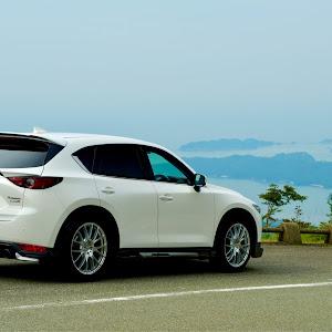 CX-5 KF2P XD Exclusive Mode/4WD/6EC-ATのカスタム事例画像 ツッチーさんの2020年07月25日19:17の投稿