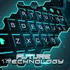 Neon Glow Keyboard Theme