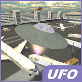 Airport UFO Simulator