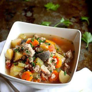 Ground Turkey Soup Slow Cooker Recipes