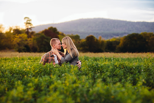 Field Love by Renee Crabtree - Wedding Old - Engagement ( field, engagement )