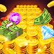 Lucky Dozer Coin Pusher 2020 - カジノゲームアプリ