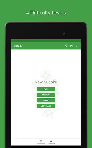 Sudoku - Free & Offline 2.2.2 screenshots 16