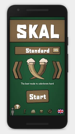 Skal Drinking Game screenshot 1