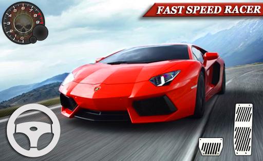 voiture course conduite lamborghini gratuit 3D  captures d'écran 3