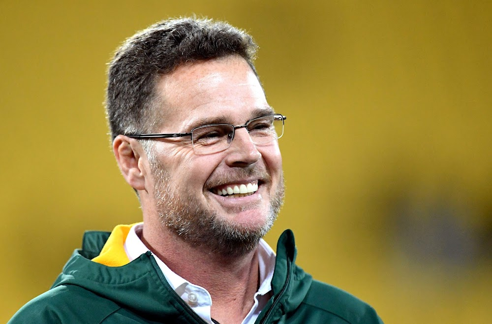 Humble pie tastes great when it's for a cause like Rassie