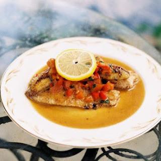 Filet de Poisson Louisiane