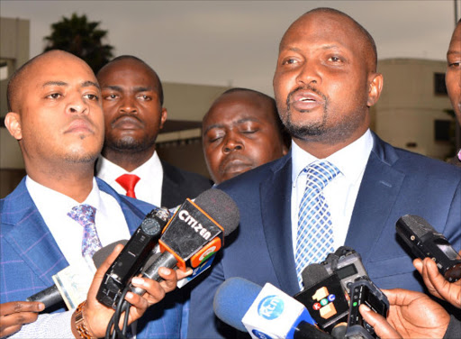 Kuria questioned by CID over panga attack remarks