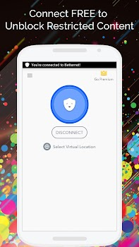 Free VPN - Betternet VPN Proxy and Wi-Fi Security
