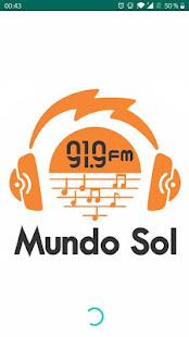 Download Mundo Sol 91.9 FM For PC Windows and Mac apk screenshot 1