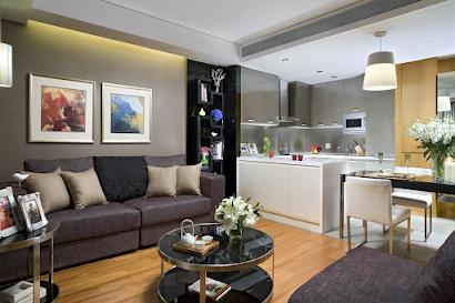 Ascott Raffles City Apartments, Dongcheng