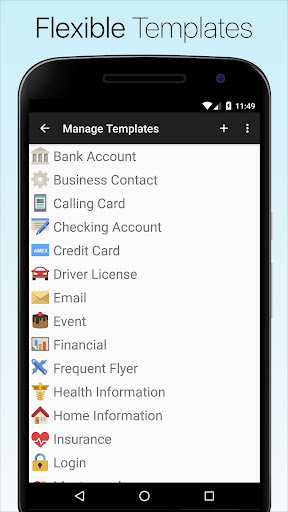 DataVault Password Manager screenshot 5
