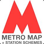 Moscow metro map. Saint petersburg, Kazan 2.7.0