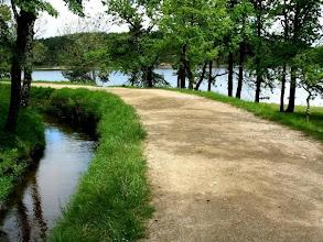 Photo: Lac de Saint-Ferréol et sa rigole (12|20|32)