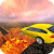 Wall Of Lava Volcano Cars 3D file APK Free for PC, smart TV Download